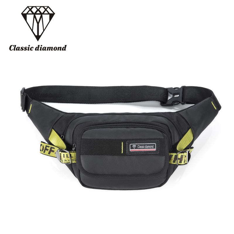 Classic Diamonds Fanny Pack Bags Girls And Boy Waterproof Waist Belt Bag Women Travel Wallet out Leg Pouch Hip Phone Waist Packs 2017 waist bags running fanny pack women waist pack pouch belt bag men purse mobile phone pocket case camping hiking sports bag page 7