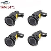 цена на 96673471 4Pcs/Lot Black color 96673464 96673474 PDC Parking Sensor For Chevrolet Captiva Ultrasonic Wireless car