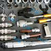 ERIKC Hot Sale Injector Repair Tool Kits Diesel Fuel Injector Assembly Disassembling Tool Total 40 Pieces
