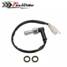 Гидравлический светильник для мотоцикла 10x1,25 мм или 10x1 мм банджо болт Моторс банджо болт тормозной светильник переключатель давления
