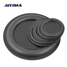 AIYIMA 2 pièces Audio basse diaphragme passif radiateur haut-parleur pièces de réparation 67/75/85/95/160mm bricolage Home cinéma haut-parleur accessoires
