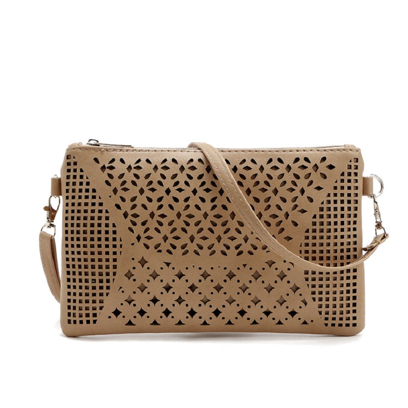 2017 Small Casual women messenger bags PU hollow out crossbody bags ladies shoulder purse and handbags women girls bag dachshund dog design girls small shoulder bags women creative casual clutch lattice cloth coin purse cute phone messenger bag