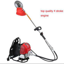 цена на GX35 backpack gasoline 4 stroke brush grass cutter trimmer handle mower pruner hedge trimmer