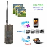 Suntekcam Hunting Camera 3G HC700G Newest Suntek HD 16MP Trail Camera 3G GPRS MMS SMTP SMS