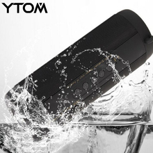 Outdoor Waterproof Super Bass Bluetooth Speaker Mini Portable Wireless Column Loudspeakers Speakers for iPhone Samsung xiaomi