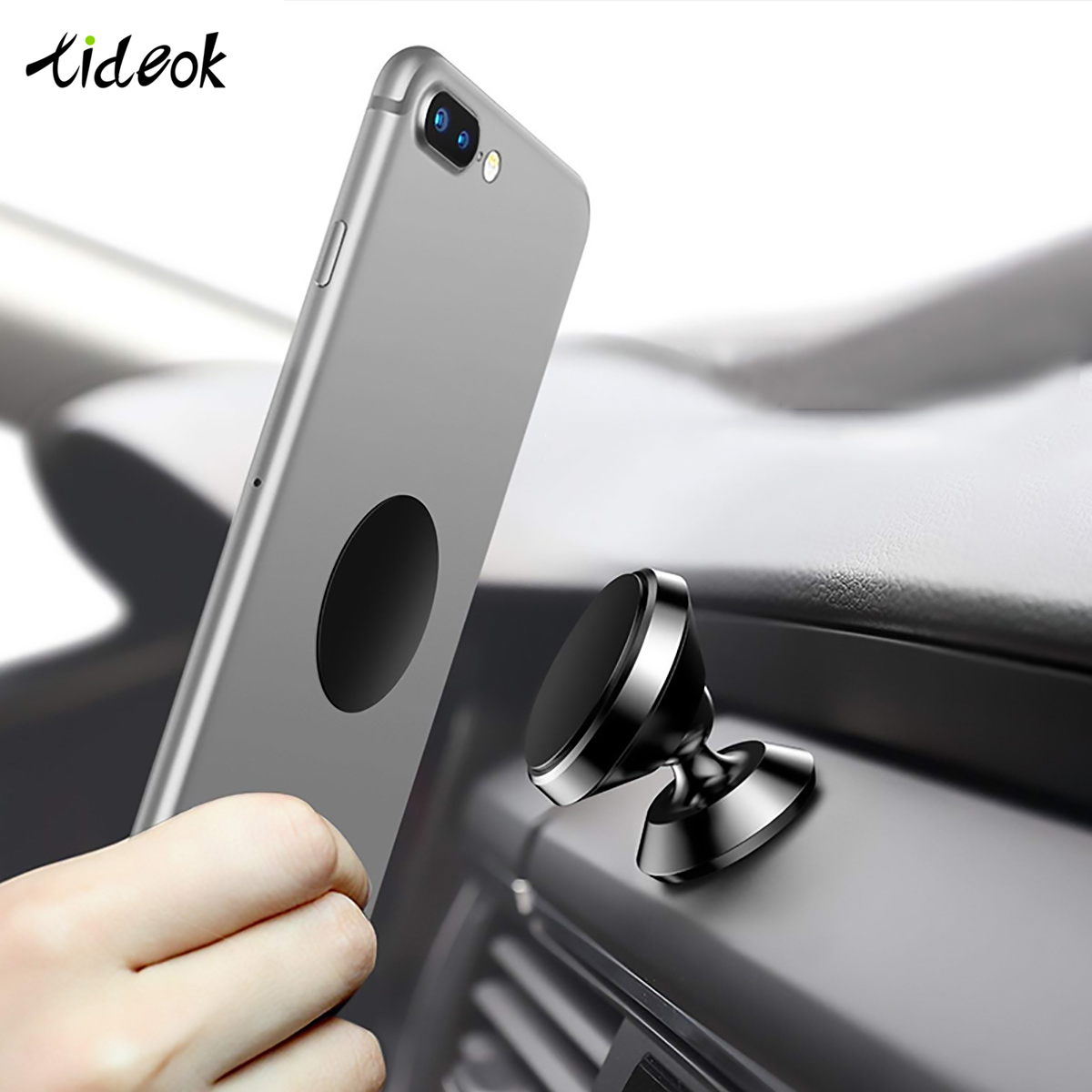 Magnetic Mobile Phone Holder Universal Accessories Magnetic Bracket Replacement Metal Plate Foil For Automotive Magnet Disk