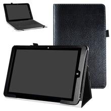 Folio Stand Magnetic Flip PU Leather
