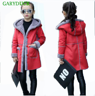 Online Buy Wholesale girls red coat from China girls red coat ...