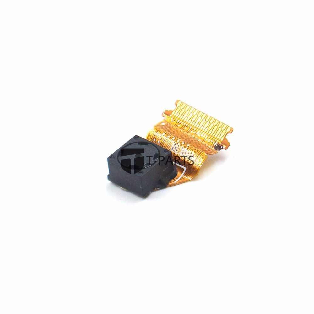 Оригинальный Фронтальная камера с гибким креплением кабель для SONY Xperia Z1 L39H Камера модульные запасные части L39 C6902 C6903