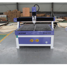 Economic price 3d sculpture machine with z axis ball screw transmission cnc router 1212 for sale