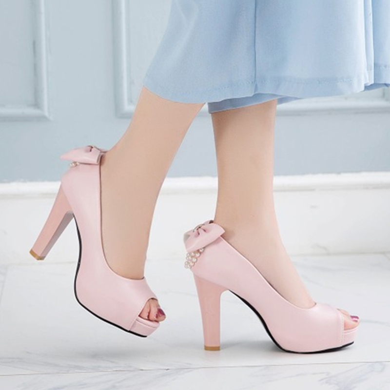 SARAIRIS big Size 43 Thin High Heels Platform Elegant Office Lady Comfortable Summer Women Pumps Woman Shoes