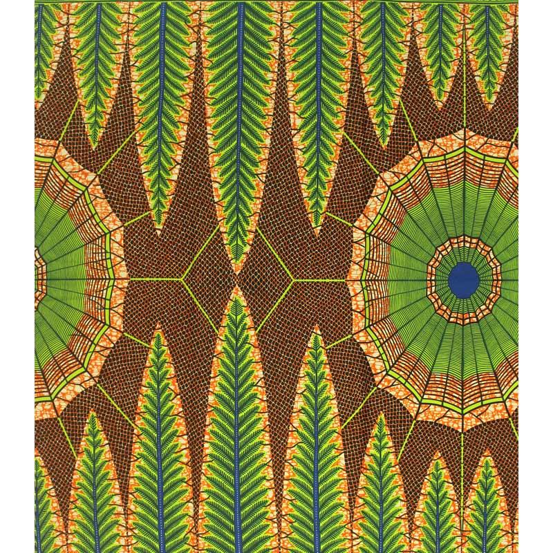 Tela africana cera real Africana impresión cera Africana impresiones tela tissus cera 12 yardas 100% algodón tela ankara para patchwork BB78-in Tela from Hogar y Mascotas    2