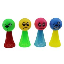 Cute Squeeze Toys Anti Stress Funny Toys To Pull The Whole Cup Rebound Spread Large Defective Goods Random Color