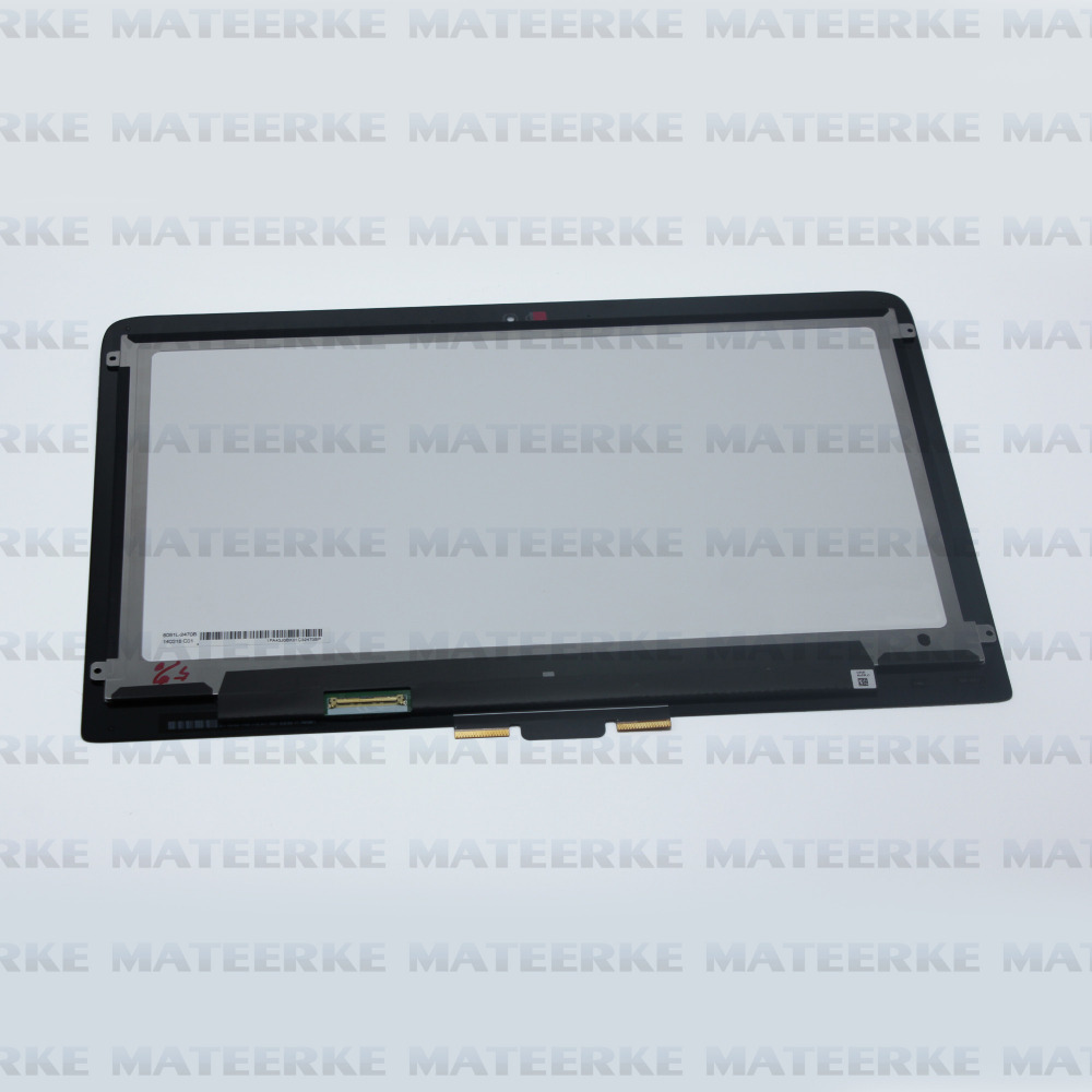 (2560X1440) lcd display+touch screen digitizer assembly for HP Spectre x360 Convertible 13-4116TU