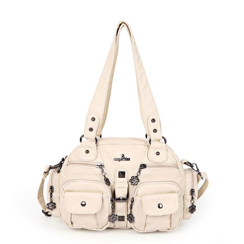 Motiviert Neue Europäische Und Amerikanische Pu Frauen Schulter Tasche Hand-gehalten Schräge Rein Modische Knödel Tasche Frauen Handtaschen Zf9651 Schultertaschen