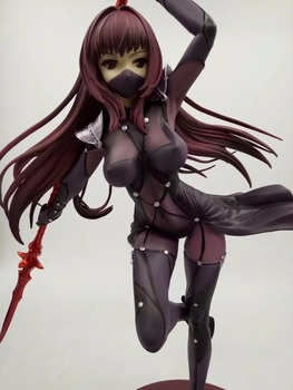 28cm Fate/Stay Night Fate Grand Order Lancer Scathach Anime Cartoon Action Figure