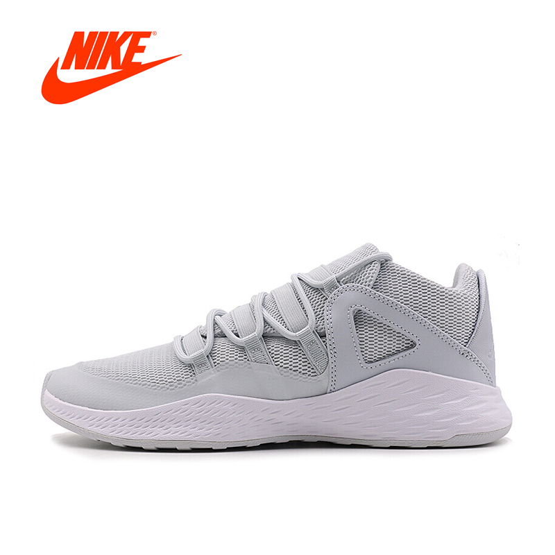 все цены на Original New Arrival Authentic NIKE JORDAN FORMULA 23 LOW Men's Breathable Basketball Shoes Sports Sneakers