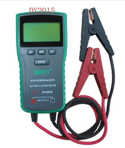 Factory price DY2015 DY2015A DY2015B DY2015C 12V Car Battery System Tester Capacity Maximum Electronic load Battery Charge Test 110w constant current electronic load tester 10a 1v 30v battery discharge capacity test equipment