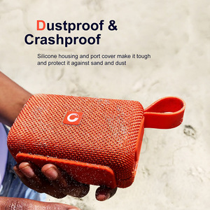 Image 4 - DOSS E go Outdoor IPX6 Waterproof Speaker Mini Bluetooth Portable Wireless Speakers shower speaker Support TF AUX USB for iPhone