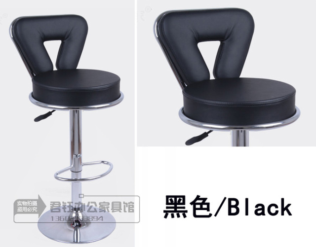 Fantastic Us 129 0 Business Hall Bar Chairs Lift Bar Stool Counter Cashier Highchair European Barstool In Bar Chairs From Furniture On Aliexpress Com Ncnpc Chair Design For Home Ncnpcorg