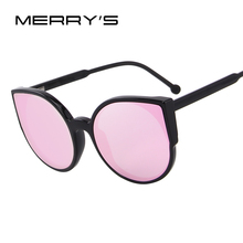 MERRY'S DESIGN Women Retro Cat Eye Sunglasses Fashion Lady Sunglasses S'6104
