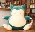 30 cm brinquedos de pelúcia Pokemon Snorlax grande anime dollbirthday presente