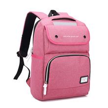 2019 New USB Charging Laptop Backpack 15.6 Inch Anti Theft Women Men School Bags for Teenage Girls College Travel Backpack Nylon kingsons usb charging men women backpack anti theft laptop backpack 15 15 6 inch waterproof school bags for teenage boys girls
