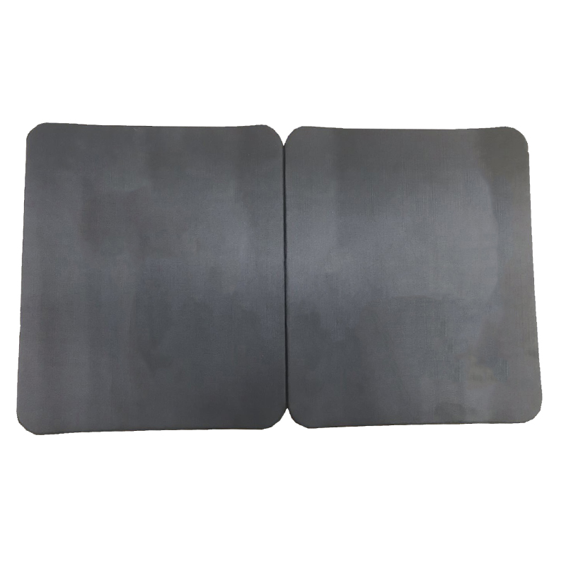 1pc NIJ III Bulletproof Steel Plate Military Ballistic Plate For Bulletproof Vest