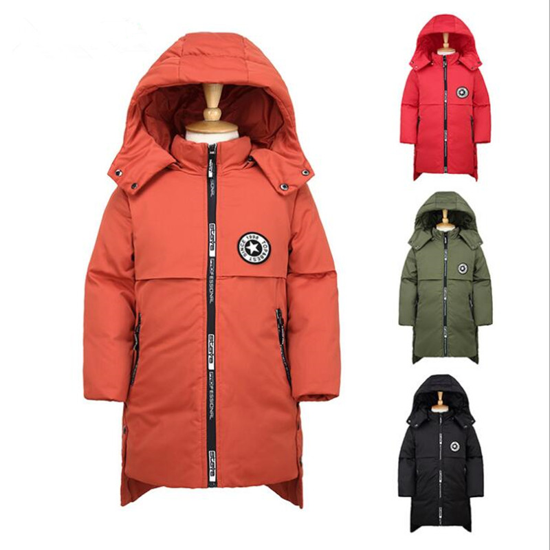 autumn and winter models men and women down jackets long hooded slim down jacket solid color children's down jacket ws715 autumn winter men s multi pocket polyester slim jacket deep blue yellow xl