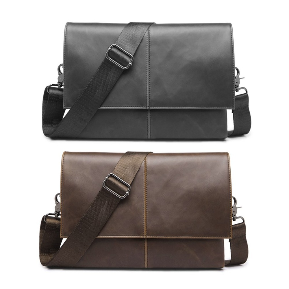 Free Shipping Original Design Male Bag Leather Portable Bag Small Cross-body & Messenger Bag Men Business Bag Hot Sale