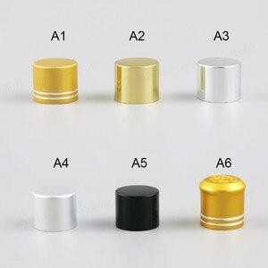 Image 1 - ขายส่ง 100x18 มม.ขวดหมวก,18 มม.ฝาอลูมิเนียม, พลาสติกสำหรับ 5ml \ 10ml \ 15ml \ 20ml \ 30ml \ 50ml \ 100ml ขวดน้ำมันหอมระเหย