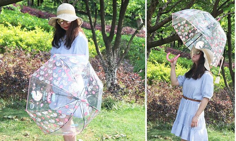 Transparent Children Umbrella