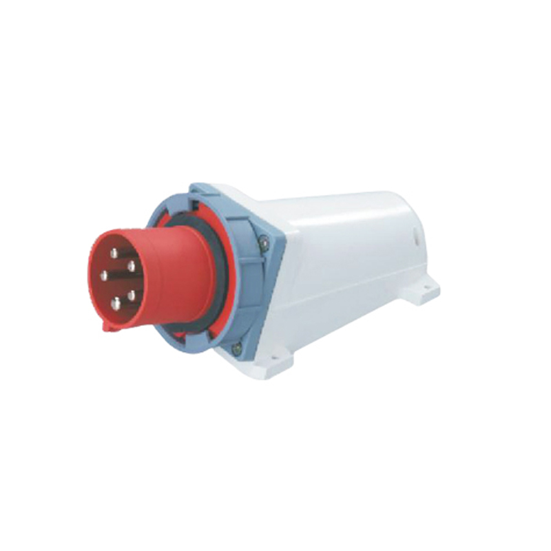 63A 5Pin industrial implement socket connector SF-535 surface mounted appliance socket ~3P+N+E cable connector IP67  63a 3pin 220 240v industrial waterproof concealed appliance plug waterproof grade ip67 sf 633