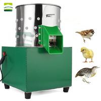 Chick Hair Removal Machine Chick Poultry Bird Hair Removal Machine Poultry Farm Management Small Poultry Plucker Chicken Birds