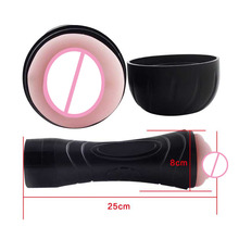 New Aircraft Cup Male Masturbator cup Realistic Vagina Artificial Pussy Male Electric Masturbator Adult Sex Toys