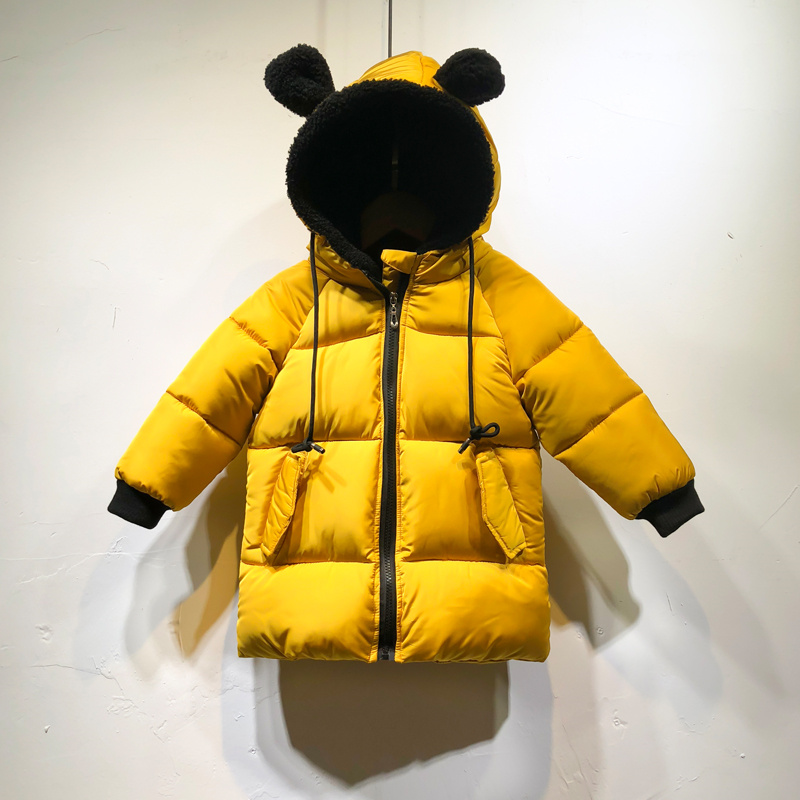 Binhbet Kids Toddler Boys Jacket Coat & Jackets for Children Outerwear Clothing Casual Baby Girls Clothes Autumn Winter Parkas