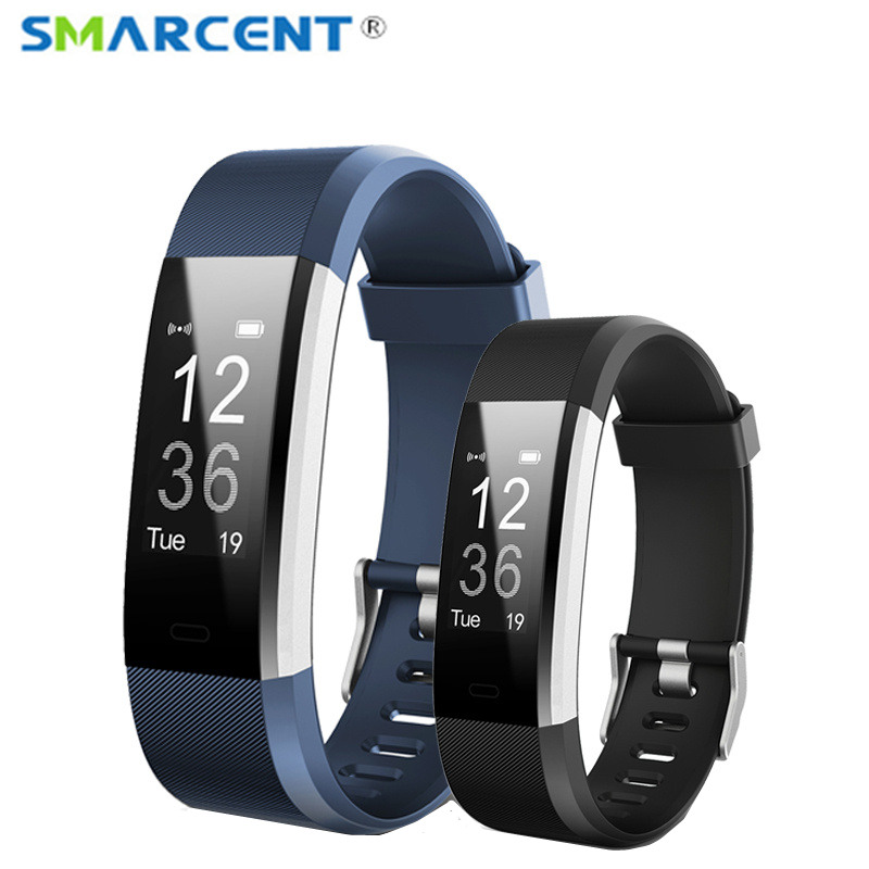 Fitness Bracelet Pulsometer Watches Fitness Watch Step Counter Pedometer Activity Tracker Smart Band Fitness Tracker pk fitbits