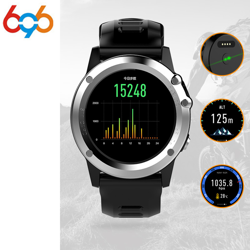 696 IP68 Waterproof Android GPS Smart Watch Smartwatch Wristwatch 3G SIM WiFi Sport Fitness 5MP Camera Water Resistant H1 children s smart watch with gps camera pedometer sos emergency wristwatch sim card smartwatch for ios android support english e