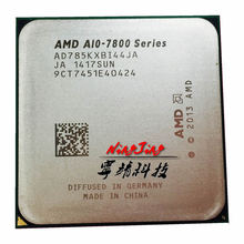 AMD A10 Series 7850 A10 7850K 3,7 ГГц четырехъядерный процессор AD785KXBI44JA / AD785BXBI44JA разъем FM2 +
