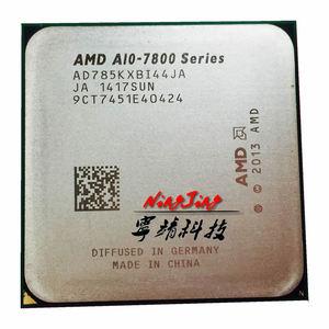 Image 1 - AMD A10 Series A10 7850K 7850 A10 7850K 3.7 GHz Quad Core Bộ Vi Xử Lý AD785KXBI44JA/AD785BXBI44JA Ổ Cắm FM2 +