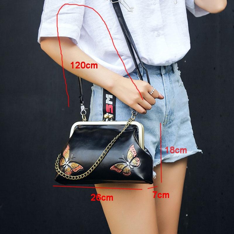Women Handbags PU Leather Shoulder Crossbody Bags Handbag Female vintage fashion Famous Brand Women Bags (1)