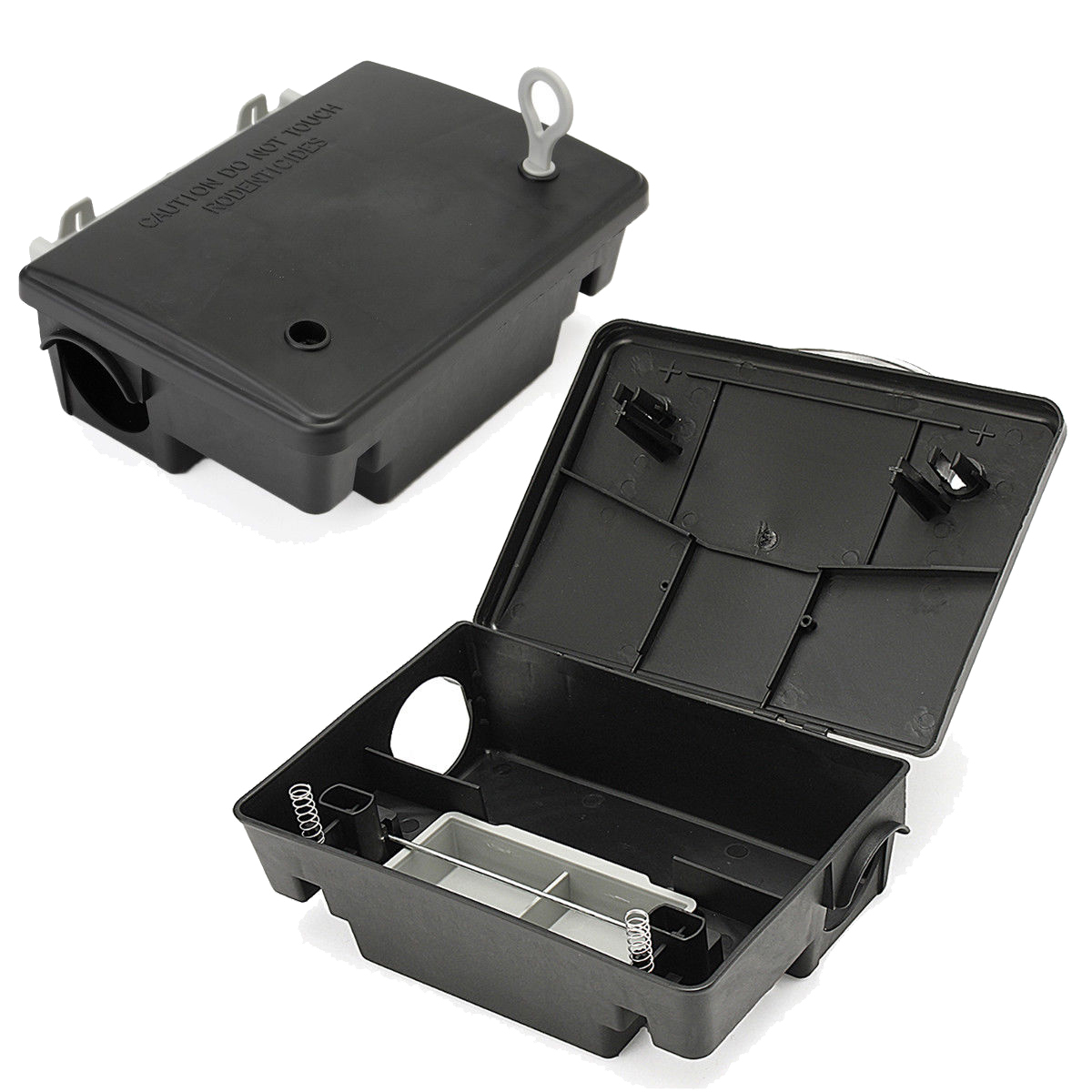 Rodent Bait Block Station Box Case Rat