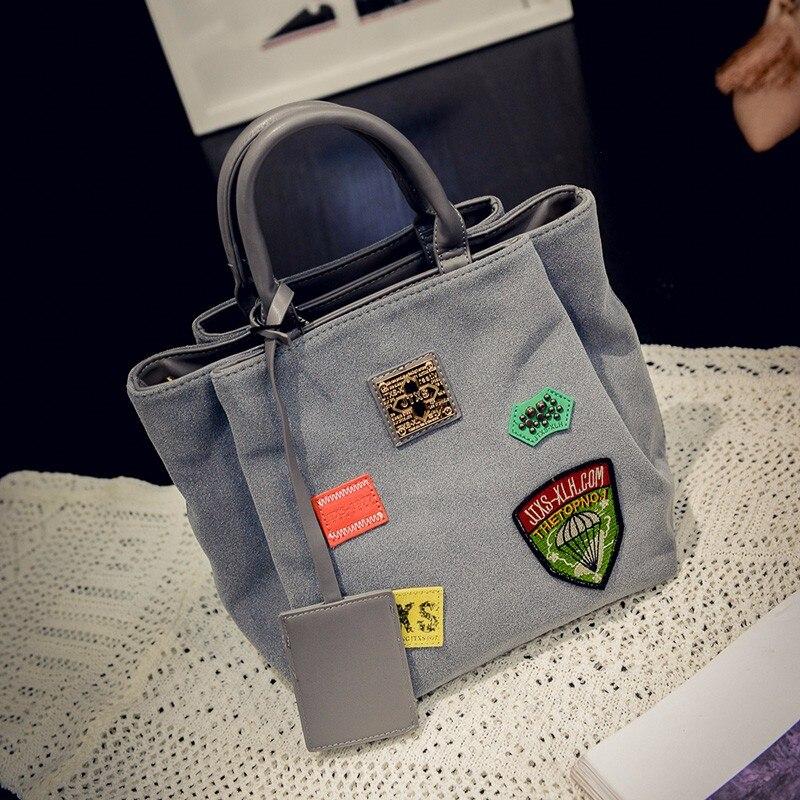 ФОТО New 2017 Women Casual Tote Pu Leather Handbag Bag Fashion  Large Shopping Bag Designer Crossbody Bags Big Female Shoulder Bag