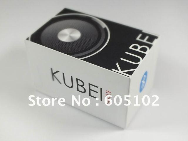 Kubei Bluetooth altavoces para el ipad ipod iphone mini altavoces ...