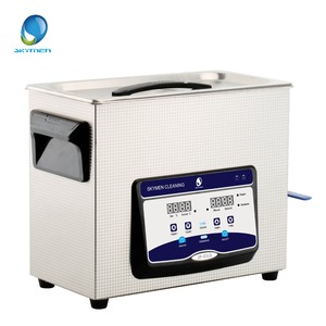 Image 5 - Skymen ultrasónico limpiador 180W 6l 6.5L 110V 220V baño ultrasónico para equipos de limpieza