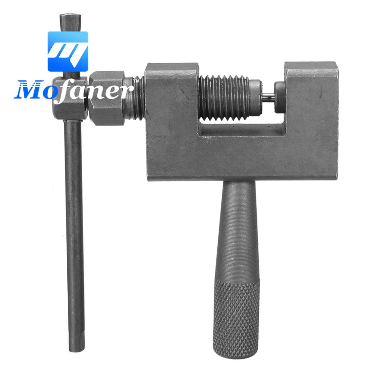 Motorcycle Single Chain Breaker Link Repair Splitter Removal Tool