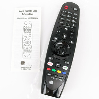New Original AN-MR650A For LG TV Magic Remote Smart TV UJ639V 65UJ620Y Voice Remote Select 2017 UJ63 series Fernbedienung