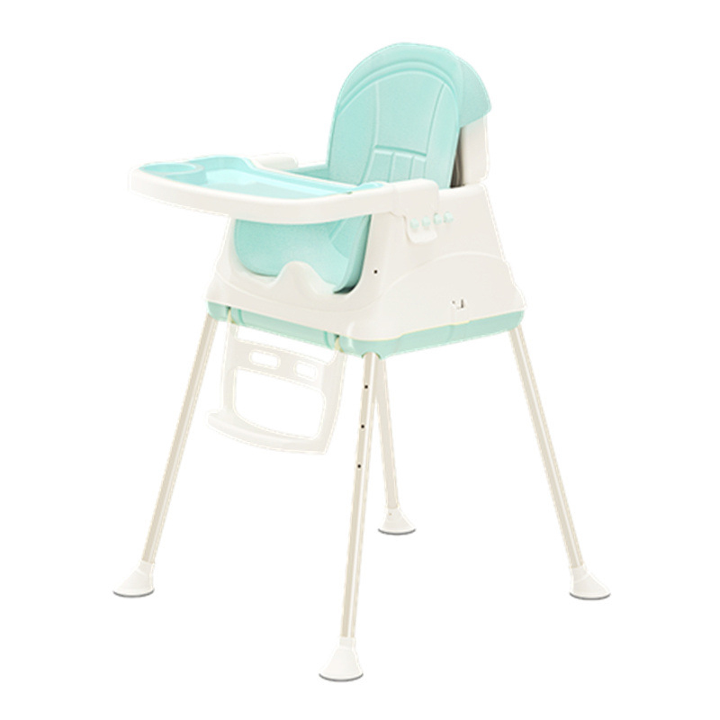 Sefaty Baby Dining High Chair Cining Table Baby Eating Chair Children Feeding Chair Portable Folding Kids Table