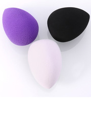 O. Sponge Facial Makeup Foundation Beauty Egg Puff Cleaner Powder Holder Pack Triangle