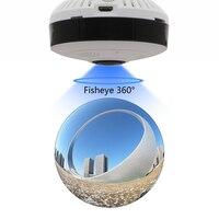 Fisheye Security Camera 360 Degree 960P Wireless Panoramic IP Camera 1 3 Megapixel HD Video Surveillance